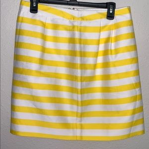 Striped Kate Spade Skirt